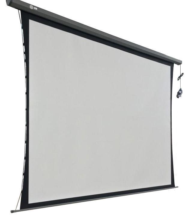 Экран CACTUS Professional Tension Motoscreen CS-PSPMT-149x265,  265х149 см, 16:9,  настенно-потолочный черный