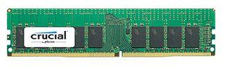 Модуль памяти CRUCIAL DDR4 -  8Гб 2400, DIMM,  ECC, Ret