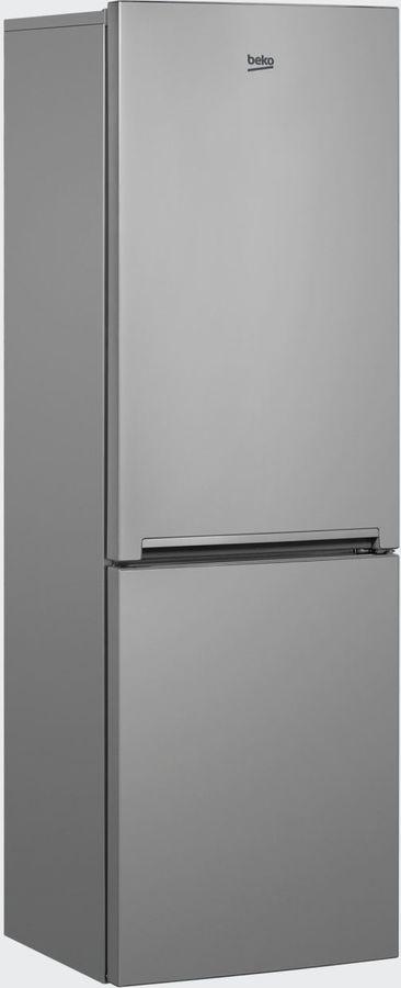 Холодильник Beko RCNK356K00S серебристый (мех. повреждения)