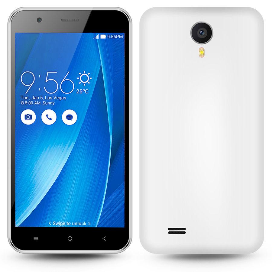 Смартфон GINZZU S5110  белый