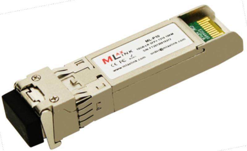 Трансивер MlaxLink ML-P10- SR optical SFP+ 10km 1310nm 10Gbit/s
