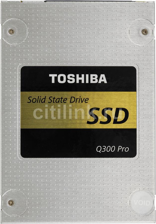Накопитель SSD TOSHIBA Q300 Pro HDTSA25EZSTA 256Гб, 2.5