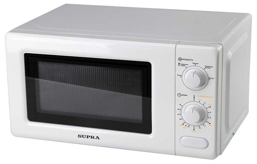 Микроволновая печь SUPRA MWS-2125MW, белый