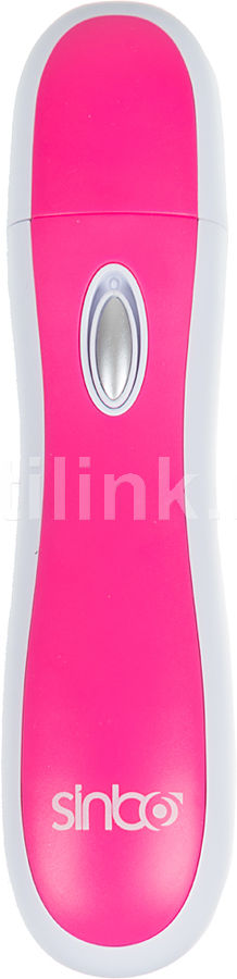 Маникюрно-педикюрный набор SINBO SS 4043, розовый