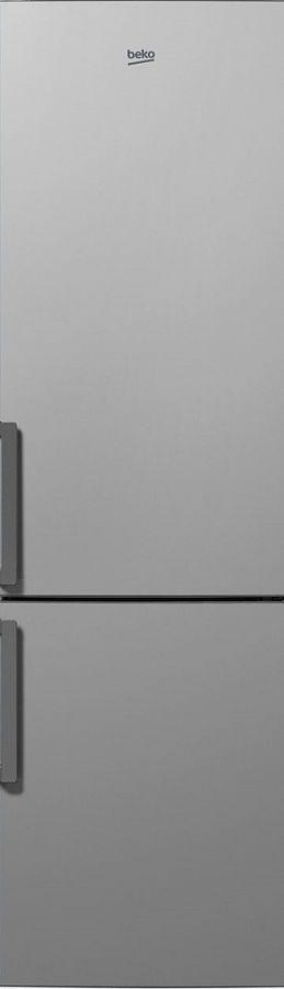 Холодильник BEKO RCSK379M21S,  двухкамерный, серебристый