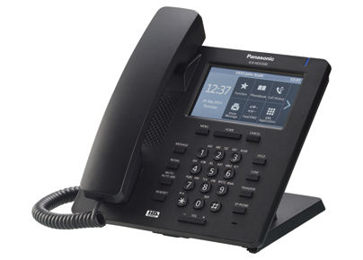 SIP телефон PANASONIC KX-HDV330RUB