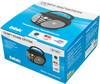 Аудиомагнитола BBK BX180U,  белый и голубой вид 13
