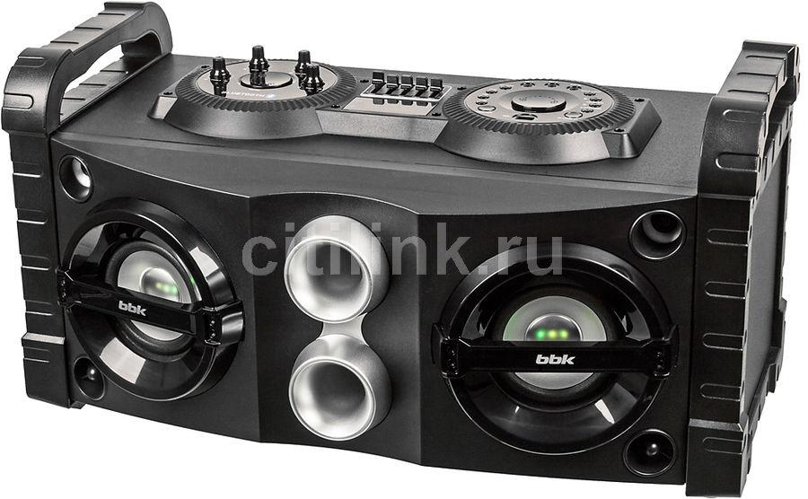 Купить Музыкальный центр BBK AMS115BT, черный по выгодной цене в ... 3a4a09650a4