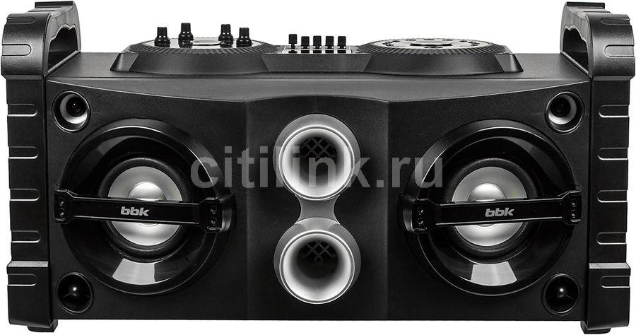 e4610b08f88b Купить Музыкальный центр BBK AMS115BT, черный по выгодной цене в ...