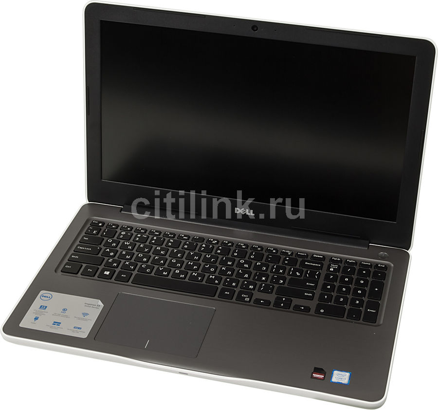 Ноутбук DELL Inspiron 5567, 15.6, Intel Core i7 7500U 2.7ГГц, 8Гб, 1000Гб, AMD Radeon R7 M445 - 4096 Мб, DVD-RW, Linux, белый [5567-2648] ноутбук dell inspiron 5567 15 6 1366x768 intel core i3 6006u 5567 7881