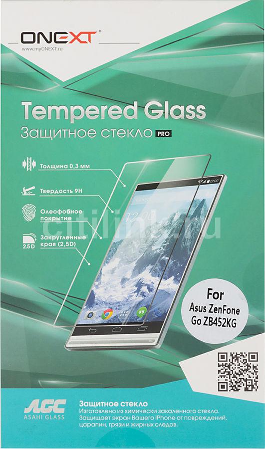Защитное стекло ONEXT для Asus Zenfone Go ZB452KG,  1 шт [41111]