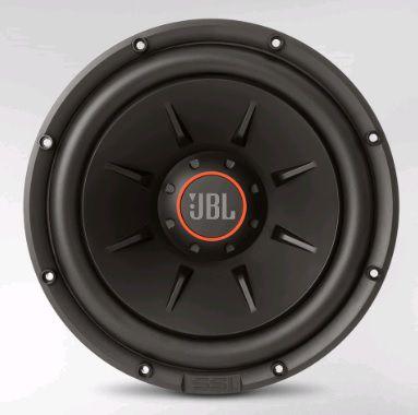 Сабвуфер автомобильный JBL S2-1224,  пассивный,  1100Вт