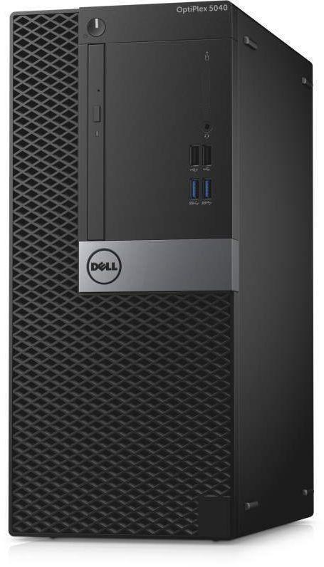 Компьютер  DELL Optiplex 5040,  Intel  Core i5  6500,  DDR3L 4Гб, 500Гб,  Intel HD Graphics 530,  DVD-RW,  Linux,  черный и серебристый [5040-9938]