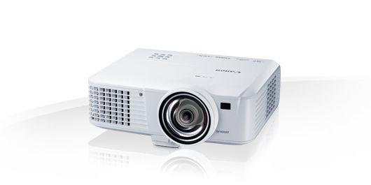 Проектор CANON LV-X310ST белый [0911c003]
