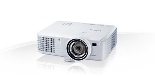 Проектор CANON LV-WX310ST белый [0909c003]