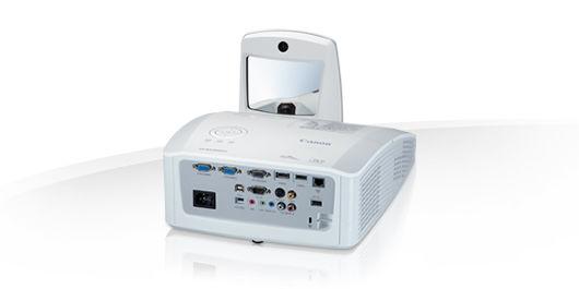 Проектор CANON LV-WX300USTI белый [0647c003]