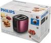 Тостер PHILIPS HD2628/00,  бордовый/черный вид 8