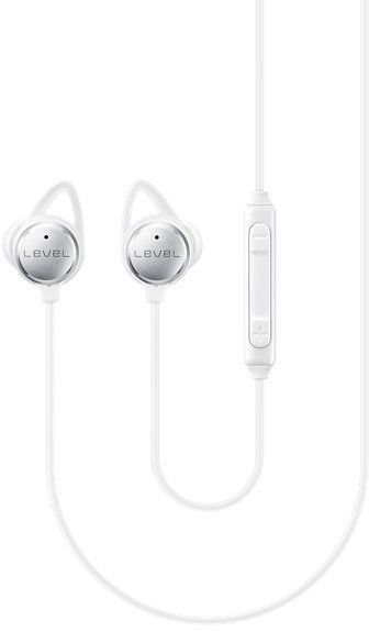 Гарнитура SAMSUNG LEVEL In ANC EO-IG930, вкладыши, белый, проводные samsung in ear fit eo eg920lregru red