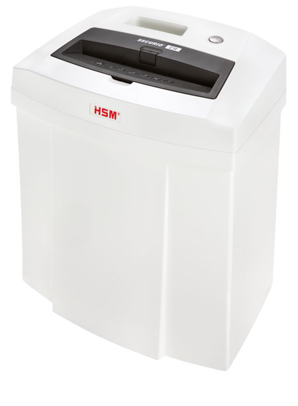 Уничтожитель бумаг HSM Securio C14-3,9,  уровень 2,  P-2,  3.9мм [2250.111]