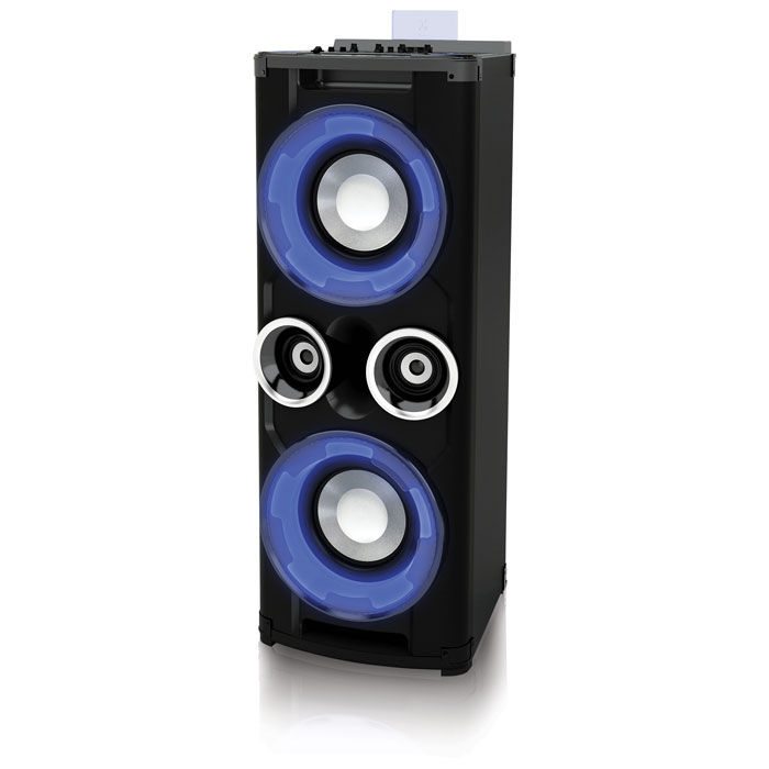 Портативные колонки BBK BTA8000,  черный