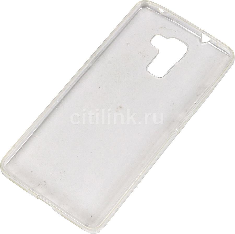 Чехол (клип-кейс) REDLINE iBox Crystal, для Huawei Honor 7, прозрачный [ут000007334]