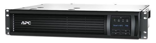 Источник бесперебойного питания APC Smart-UPS SMT750RMI2UNC,  750ВA