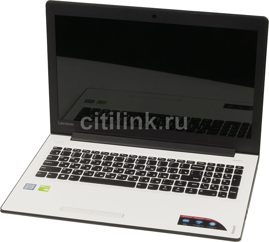 Ноутбук LENOVO IdeaPad 310-15ISK, 15.6, Intel Core i5 6200U, 2.3ГГц, 4Гб, 1000Гб, nVidia GeForce 920M - 2048 Мб, Windows 10, белый [80sm00qxrk]Ноутбуки<br>экран: 15.6;  разрешение экрана: 1366х768; процессор: Intel Core i5 6200U; частота: 2.3 ГГц (2.8 ГГц, в режиме Turbo); память: 4096 Мб, DDR4; HDD: 1000 Гб; nVidia GeForce 920M - 2048 Мб; WiFi;  Bluetooth; HDMI; WEB-камера; Windows 10<br><br>Линейка: IdeaPad