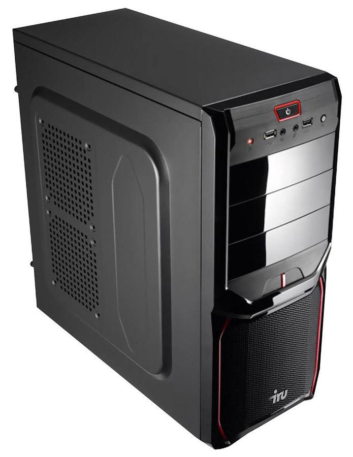 Компьютер  IRU WS 717,  Intel  Core i7  6700,  8Гб, 1Тб,  nVIDIA Quadro K620 - 2048 Мб,  noOS,  черный [392433]
