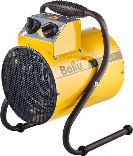 Тепловая пушка электрическая BALLU BHP-PE-5,  4.5кВт желтый