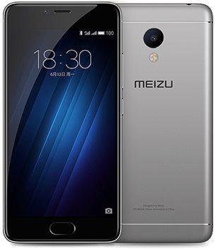 Смартфон MEIZU M3s mini 16Gb, серый