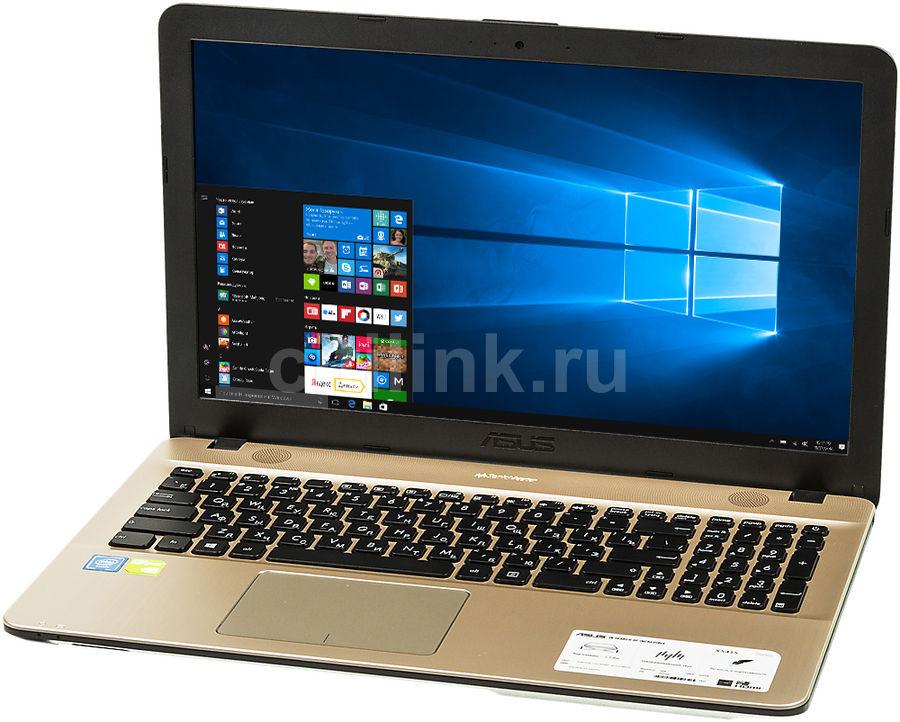 Ноутбук ASUS X541SC-XX076T, 15.6