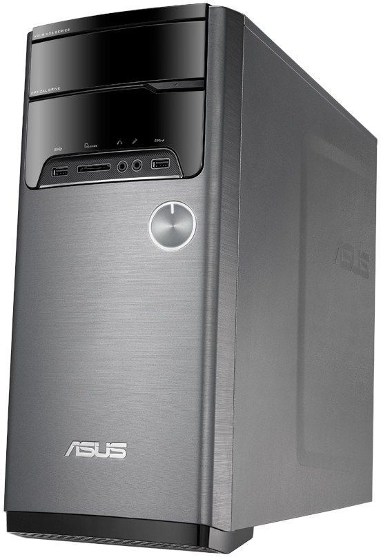 Компьютер  ASUS M32CD-RU054T,  Intel  Core i7  6700,  DDR3 8Гб, 1000Гб,  NVIDIA GeForce GTX 950 - 2048 Мб,  DVD-RW,  CR,  Windows 10,  черный [90pd01j2-m18320]