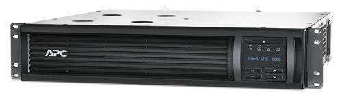 Источник бесперебойного питания APC Smart-UPS SMT1500RMI2UNC,  1500ВA