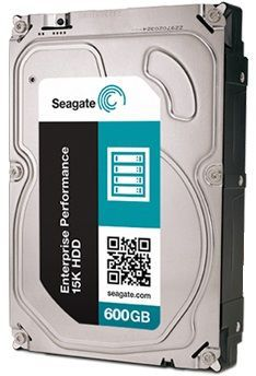 Жесткий диск Seagate Original SAS 3.0 600Gb ST600MP0005 Enterprise Performance (15000rpm) 128Mb 2.5""