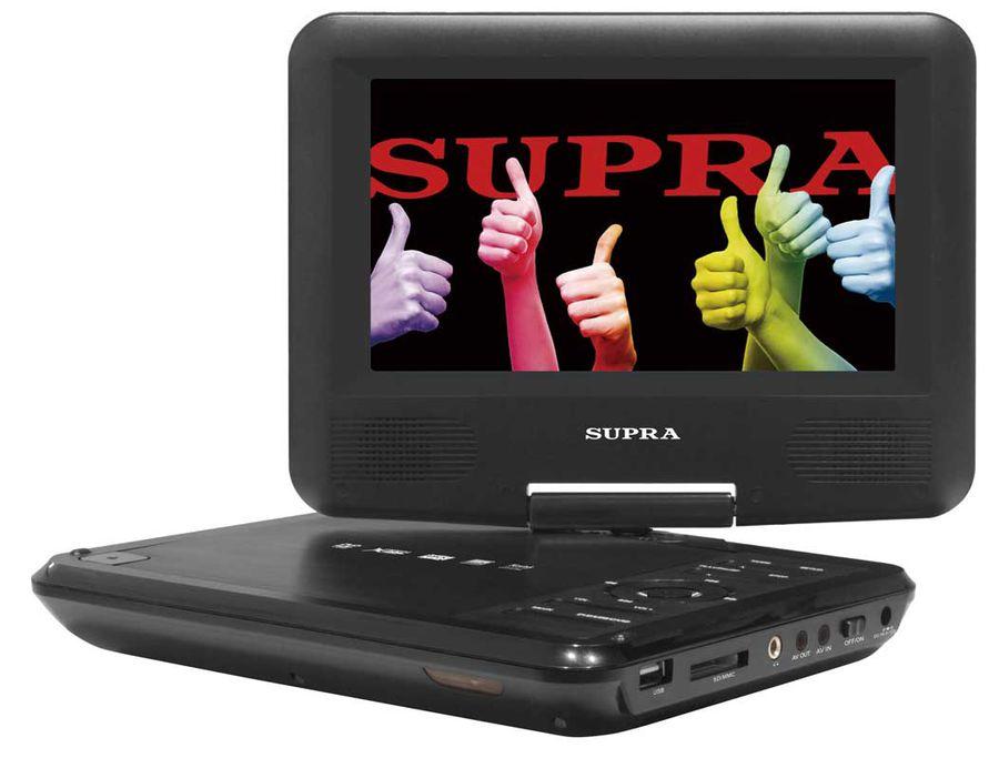 Портативный плеер SUPRA SDTV-726U, 7