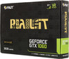 Видеокарта PALIT nVidia  GeForce GTX 1060 ,  PA-GTX1060 STORMX 3G,  3Гб, GDDR5, Ret [ne51060015f9-1061f] вид 7
