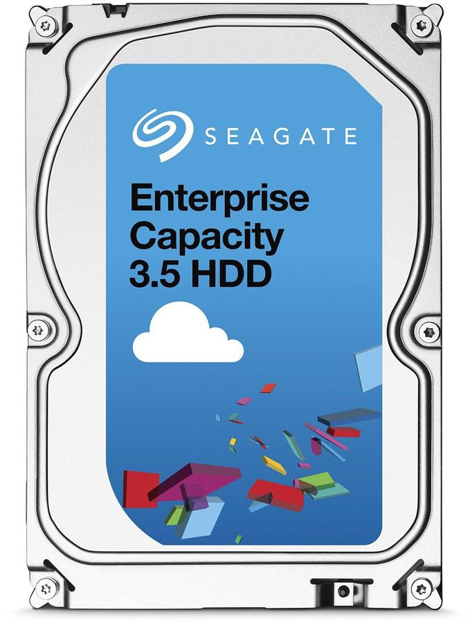 Жесткий диск SEAGATE Enterprise Capacity ST3000NM0025,  3Тб,  HDD,  SAS 3.0,  3.5""