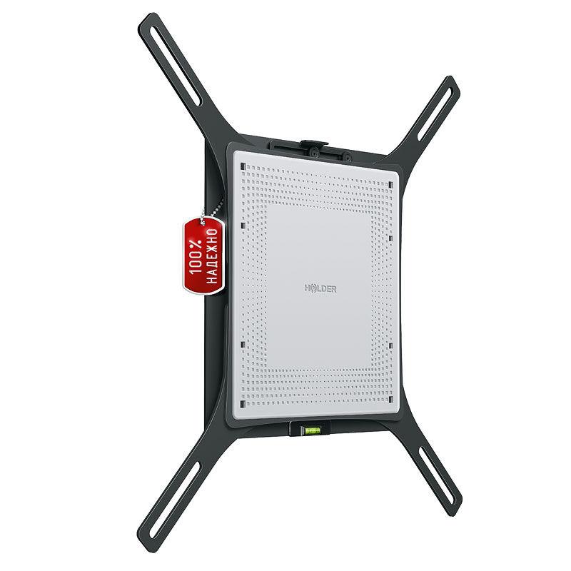Кронштейн Holder LCD-F6607 (до 60кг) Black