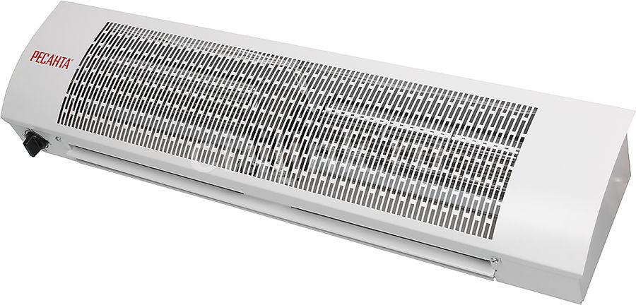 Тепловая завеса РЕСАНТА ТЗ-5С, 5кВт белый