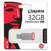 Флешка USB KINGSTON DataTraveler 50 32Гб, USB3.1, красный