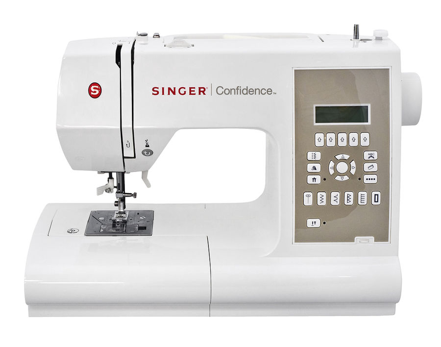 Швейная машина SINGER Confidence 7470 белый
