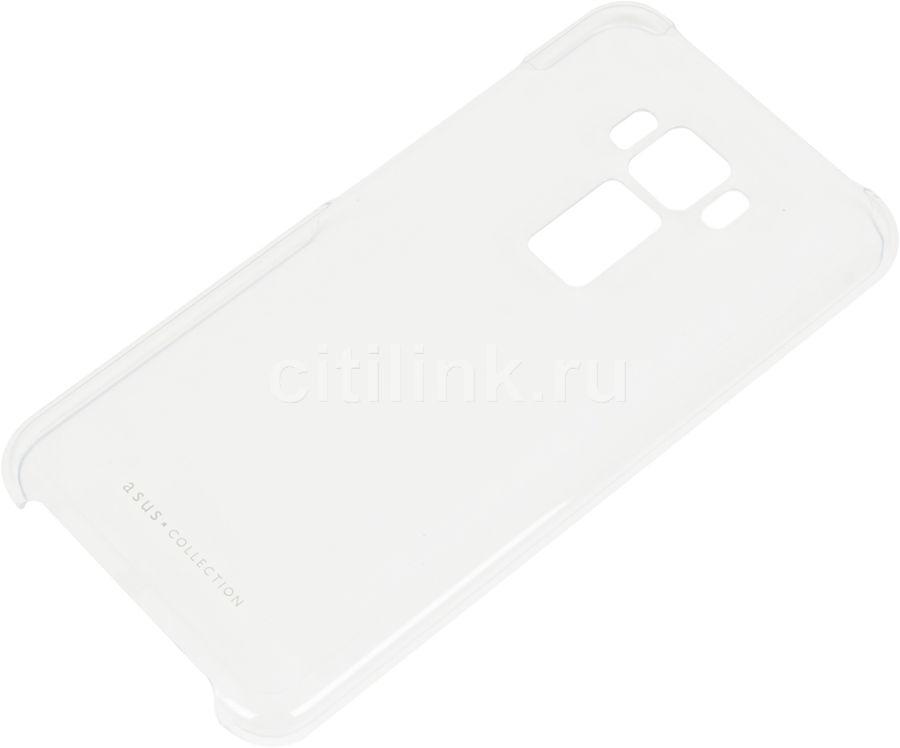Чехол (клип-кейс) ASUS Clear Case, для Asus ZenFone 3 ZE520KL, прозрачный [90ac01u0-bcs001]