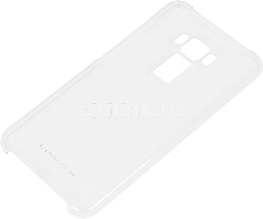 Чехол (клип-кейс) ASUS Clear Case, для Asus ZenFone 3 ZE552KL, прозрачный [90ac01r0-bcs001]