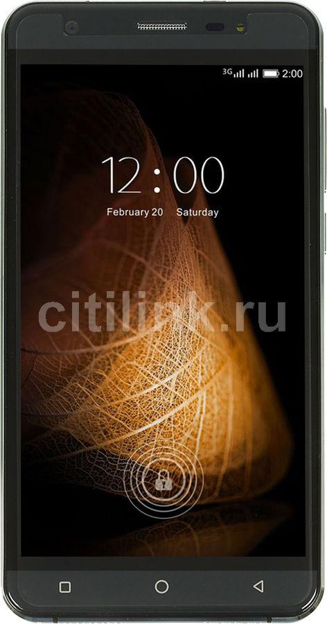 """Смартфон ARK Benefit M506 8Gb черный моноблок 3G 2Sim 5"""" 720x1280 And6.0 8Mpix WiF (отремонтированный)"""