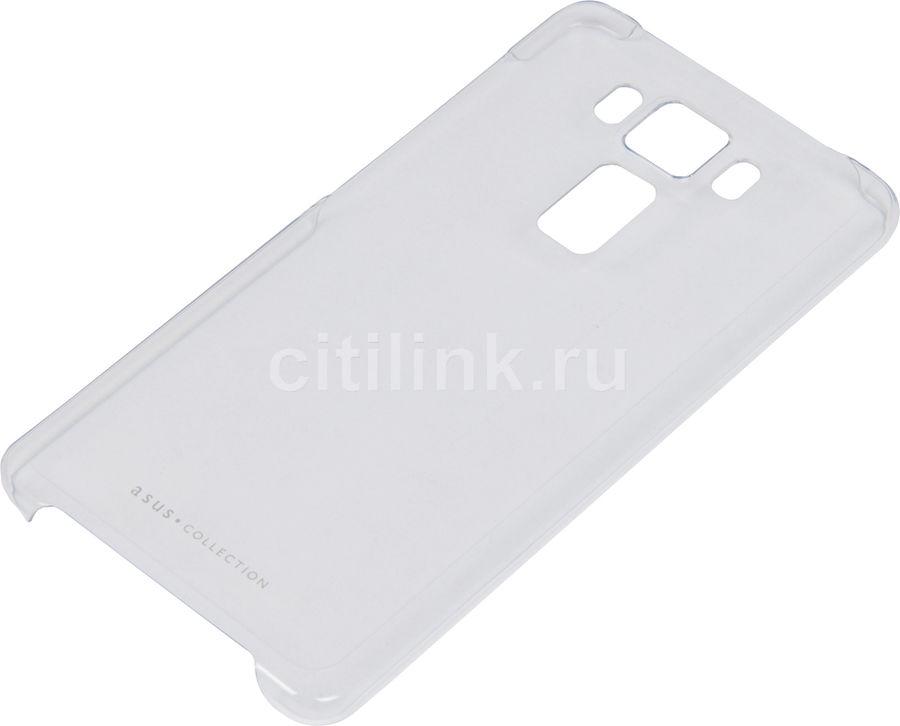 Чехол (клип-кейс) ASUS Clear Case, для Asus ZenFone 3 Deluxe ZS550KL, прозрачный [90ac01y0-bcs001]