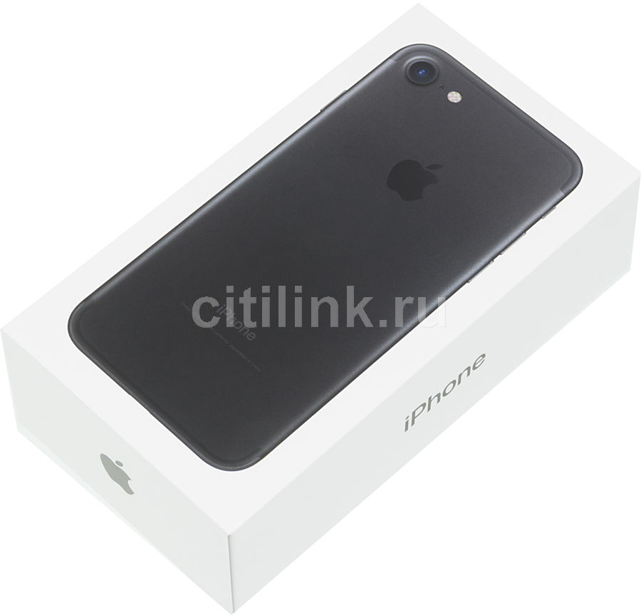 Купить Смартфон APPLE iPhone 7 32Gb, MN8X2RU A, черный по выгодной ... af4060411e2