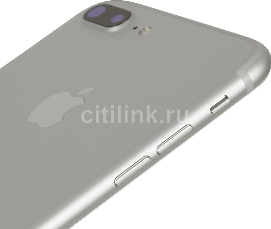 Купить Смартфон APPLE iPhone 7 Plus 128Gb, MN4P2RU A, серебристый по ... 8d8e23357ed