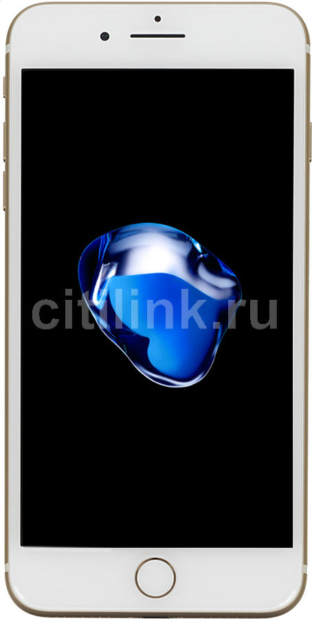 Смартфон APPLE iPhone 7 Plus 128Gb, MN4Q2RU/A, золотистый телефон apple iphone 7 128gb a1778 product red