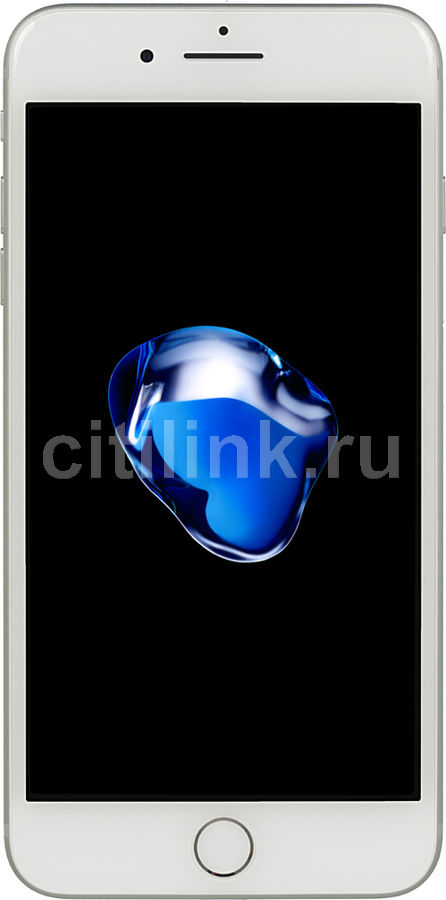 Смартфон APPLE iPhone 7 Plus 32Gb, MNQN2RU/A, серебристый apple iphone 5s 32gb a1530