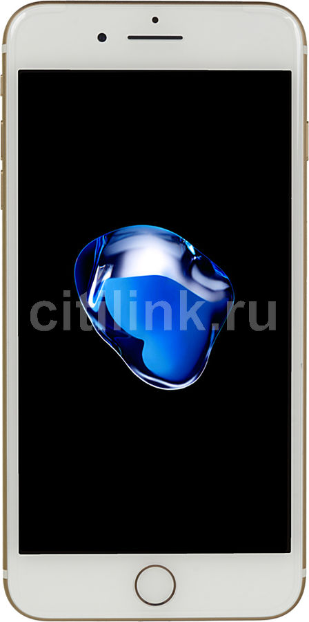 Смартфон APPLE iPhone 7 Plus 32Gb, MNQP2RU/A, золотистый apple iphone 5s 32gb a1530